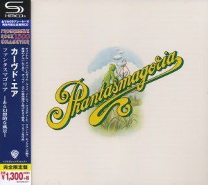Curved Air - Phantasmagoria (1972) [SHM-CD Japan 2015]