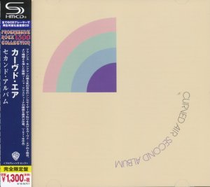 Curved Air - Second Album (1971) [SHM-CD Japan 2015]