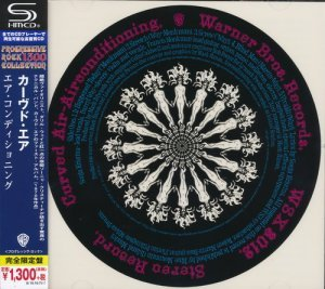 Curved Air - Air Conditioning (1970) [SHM-CD Japan 2015]