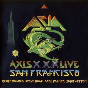 Asia - Axis XXX: Live in San Francisco [2CD] (2015)