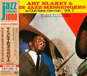 Art Blakey & Les Jazz-Messengers - Au Club Saint-Germain Vol.2 (1959) [2014 Japan]