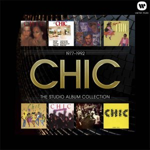 Chic - The Studio Album Collection 1977-1992 [Hi-Res Remastering] (2014)