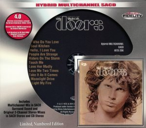 The Doors - The Best Of The Doors (1973) [2015 Audio Fidelity SACD]