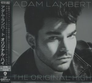 Adam Lambert - The Original High [Japan Edition] (2015)