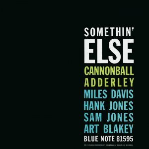 Cannonball Adderley - Somethin' Else (1958) [2012] [HDTracks]