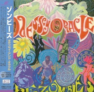 The Zombies - Odessey and Oracle (1968) [Japan 2004]
