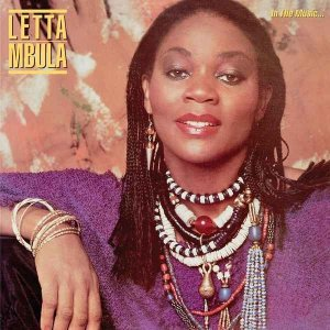 Letta Mbulu - In The Music The Village Never Ends [Limited Edition] (2015)