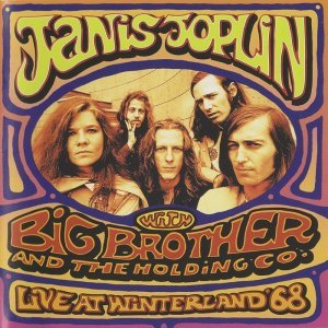 Janis Joplin with Big Brother And The Holding Co. - Live At Winterland '68 (1998)