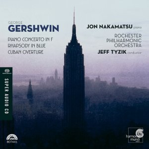 George Gershwin - Piano Concerto in F, Rhapsody in Blue, Cuban Overture (2007) [HDtracks]