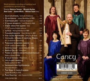 Canty - Carmina Celtica (2010) [HDtracks]