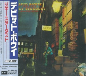 David Bowie - The Rise and Fall of Ziggy Stardust and the Spiders from Mars [Japan] (1996)