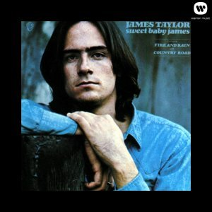 James Taylor - Sweet Baby James (1969) [2013] [HDtracks]