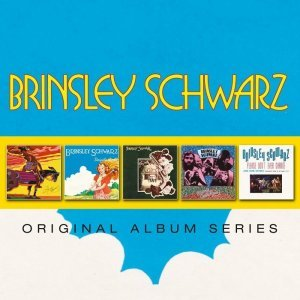 Brinsley Schwarz - Original Album Series [5CD Box Set] (2015)