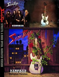 Savatage - Streets - A Rock Opera (Narrated Version Video Collection) [2013]