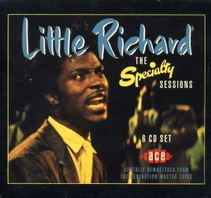 Little Richard - The Specialty Sessions [6CD] (1989)