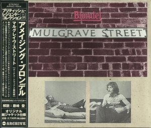 Amazing Blondel - Mulgrave Street (1974) (Japan remaster) [2009]
