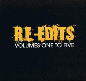 VA - R.E.-Edits: Volumes One to Five (2009)