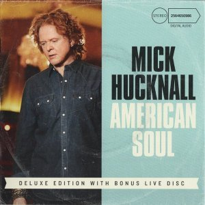 Mick Hucknall - American Soul [Deluxe Edition] (2013)
