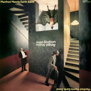 Manfred Mann's Earth Band - Angel Station [Japan LP] (1979)