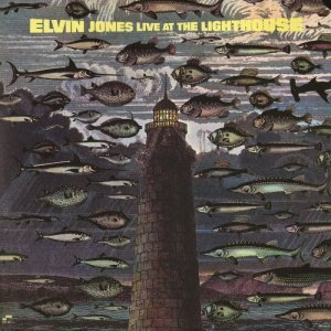Elvin Jones - Live At The Lighthouse (1973) [2014] [HDtracks]