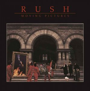 Rush - Moving Pictures [Hi-Res Remastering] (2015) [1981]