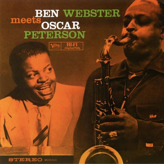 Ben Webster Amp Oscar Peterson Ben Webster Meets Oscar