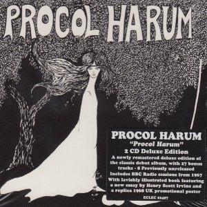 Procol Harum - Procol Harum (1967) [2015 Remastered & Expanded Deluxe Edition]