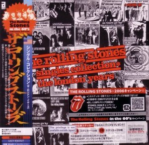 The Rolling Stones - Singles Collection: The London Years (1989) [3CD] [2006 Japan MiniLP]