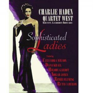 Charlie Haden Quartet West - Sophisticated Ladies (2010) [2011] [HDtracks]