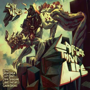 Gary Willis - Larger Than Life (2015)