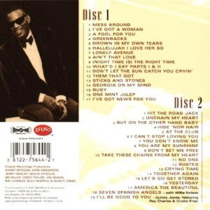 Ray Charles - Ultimate Hits Collection (1999)