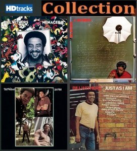 Bill Withers - Collection: 4 Albums 1971-1977 (2015) [HDtracks]