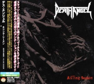 Death Angel - Killing Season (2008) [Japan Edit.]