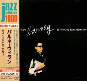 Barney Wilen - More From Barney At The Club Saint-Germain (1959) [2014 Japan]