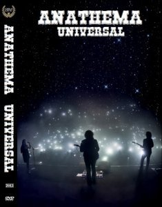 Anathema - Universal [2013] (DVD-video)