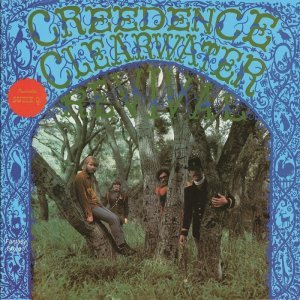 Creedence Clearwater Revival - Creedence Clearwater Revival (1968) [2014] [HDtracks]