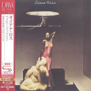 iana Ross - Baby It's Me (1977) [2014, Japanese SHM-CD]