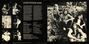 Fleetwood Mac - Fleetwood Mac Greatest Hits [LP] (1971)