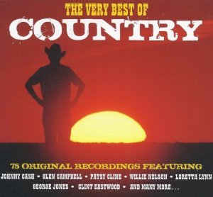 VA - The Very Best of Country: 75 Original Recordings [3CD] (2013)