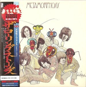 The Rolling Stones - Metamorphosis (1975) [2006 Japan MiniLP-CD]