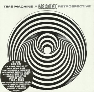 V.A. - Time Machine A Vertigo Retrospective (1969-73) (2005) 3CD