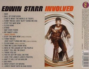 Edwin Starr - Involved [Expanded Edition] (2014)
