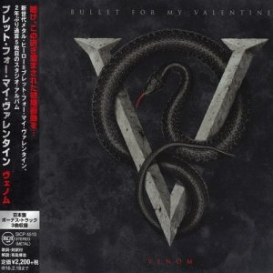 Bullet For My Valentine - Venom [Japanese Edition] (2015)