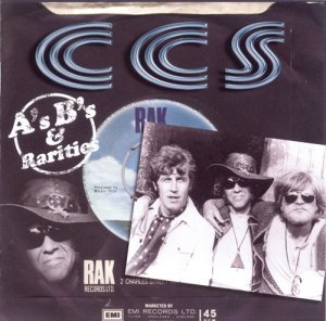 CCS (Collective Consciousness Society) - A's, B's And Rarities (2004)
