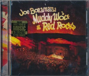 Joe Bonamassa - Muddy Wolf At Red Rocks [2CD Box] (2015)