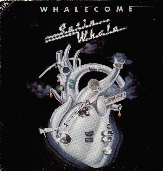 Satin Whale - Whalecome