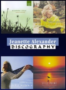 Jeanette Alexander - Discography (1998-2006)