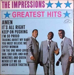 The Impressions - Greatest Hits (1965)