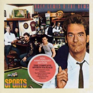 Huey Lewis And The News - Sports [2 CD] (1983)