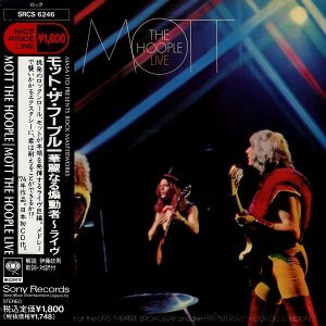Mott The Hoople - Live (1974)